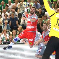 Saint-Raphael and SCM duel for third spot
