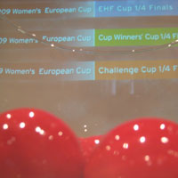 Men's EHF Cup draw on Tuesday