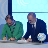 Official contract for EHF Cup Finals signed