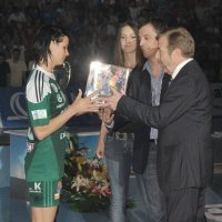 Görbicz crowned top scorer in EHF Women's Champions League