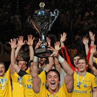 Gummersbach victory closes EC season