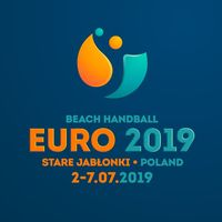 dd066596cc34 Biggest Beach Handball EURO 2019 counts 40 participating teams