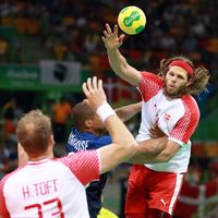 Splendid weekend for Danish and Polish handball