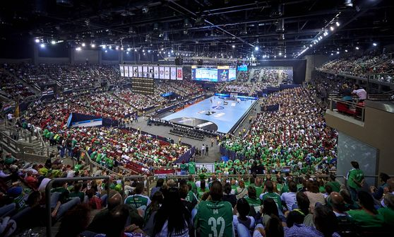 Women's EHF FINAL4 stays in Budapest, takes place on 6/7 May 2017