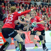 Vipers Kristiansand and Thüringer HC host EHF CL Qualification Tournaments