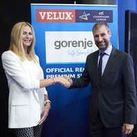 Gorenje confirms partnership with European handball's top competitions