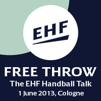 """FREE THROW"" – The EHF Handball Talk"