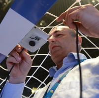 New technology at the VELUX EHF FINAL4
