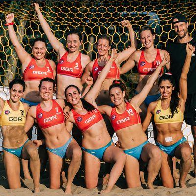 European Handball Federation Beach Handball News Overview