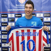 Talant's son among Atlético's summer signings