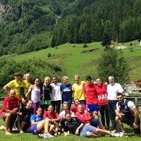 Baia Mare's international team enjoys very own Olympics