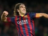 Carles Puyol begleitet Barca nach Köln