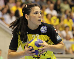 "Carmen Martín: ""Defence is the key!"""