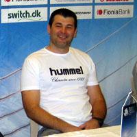 Gregor Cvijic resigns