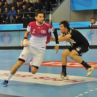 Strong home displays advance Motor and Meshkov Brest to last 16