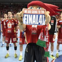 Veszprem first team to Cologne party