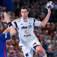 Do or die in the temple of handball