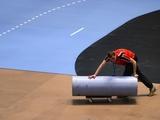 VELUX EHF FINAL4-Hallenboden kommt unter den Hammer
