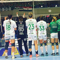 No-nonsense win for Györ against Esbjerg