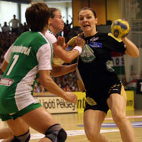Győr reach the Final