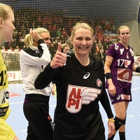 Sweden secure Helle Thomsen's services