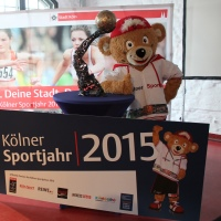 New trophy arrives in Cologne
