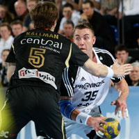 Clash of the handball giants