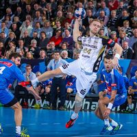 Kiel and Flensburg complete German Last 16 quartet