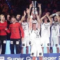 One down, three trophies to go for Kiel