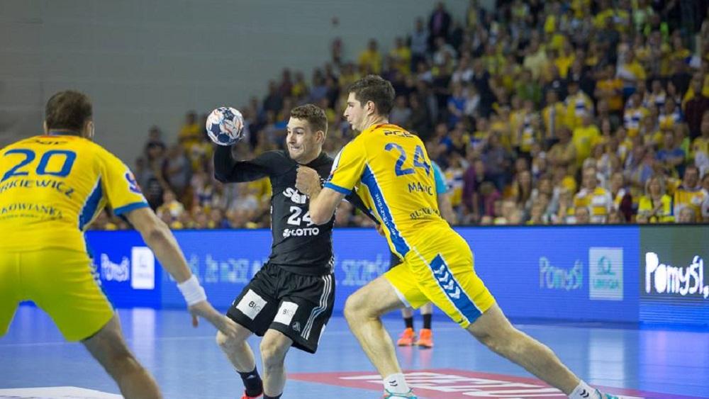 Kielce crush Kiel, 14 Mlakar goals not enough for Celje