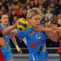 Kochetova inspires Dinamo