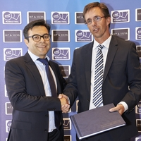 Groundbreaking deal signed with MP & Silva