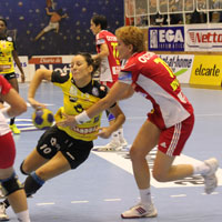 "Macarena Aguilar: ""Handball is my life"""