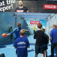 RoboKeeper a hit at Partille Cup