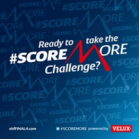 Ready to take on the #SCOREMORE challenge?