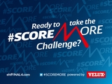 Bist Du bereit für #scoremore?