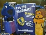"""Deutscher """"Tag des Handballs"""" will Zuschauer-Weltrekord brechen"""