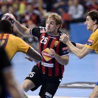 Kielce edge Kolding and Perez de Vargas shines