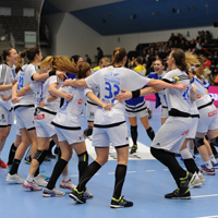 Buducnost power past Midtjylland to go top of Group 2
