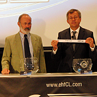 2010/11 Men's EHF Champions League Groups