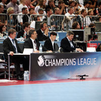 Timetable for MCL Qualification Tournament Group 1 in Bregenz