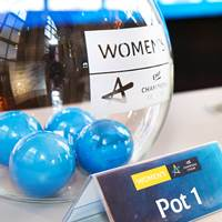Pots ready for qualification and group matches draws