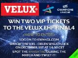 Gewinne zwei VIP Tickets für das VELUX EHF FINAL4