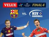 Vorbericht Finale: FC Barcelona Intersport (ESP) vs. HSV Hamburg