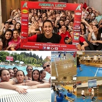 'Stop! Handball time!' - Lekic hosts summer camp in Serbia