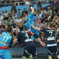 Vugrinec and Atman fire Metalurg into the quarter-finals