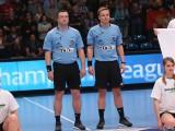 Gjeding und Hansen pfeifen das Finale