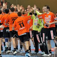 Kadetten nearly through to Last 16