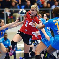 Five reasons for the power shift in women's handball in Scandinavia