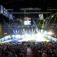Fans at the LANXESS arena can secure tickets for 2014
